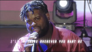 Download Pink Sweat$ - At My Worst [Live Lyric Video]