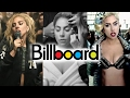 Lady Gaga - Billboard Chart History (Update)