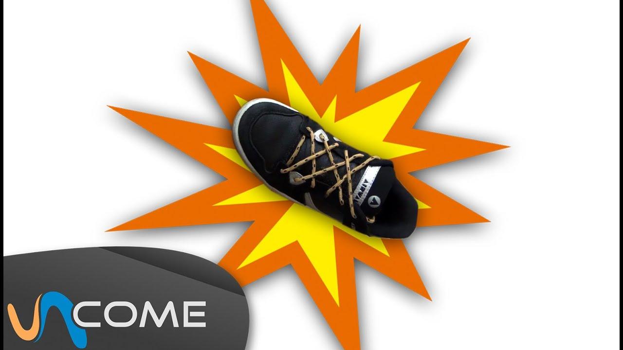 Allacciare le scarpe senza fiocco con stile - YouTube 1ec4ea700be