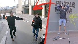 PRANK / JE ME FAIS ARRÊTER PAR LA POLICE !