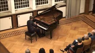 Evgeny Cherepanov spielt F. Liszt Ungarische Rhapsodie No. 12