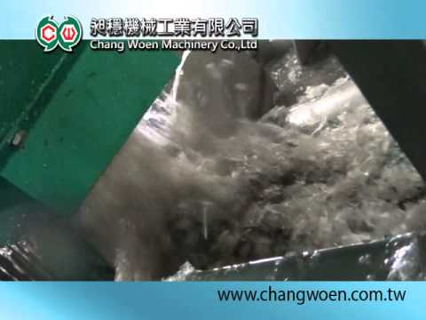 Industrial Film LDPE Film Recycling Line Malaysia