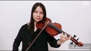 林俊傑 (JJ Lin) - 她說(Violin Cover)