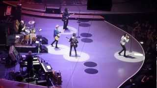 I Wanna Be Your Man - The Rolling Stones - O2 Arena London - 29 November 2012