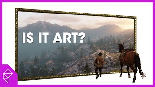 How Red Dead Redemption 2's landscapes are connected to 19th century art Video