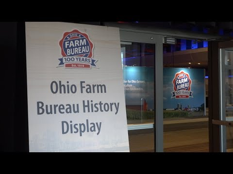 Ohio Farm Bureau brings 100-year history forefront with unique display