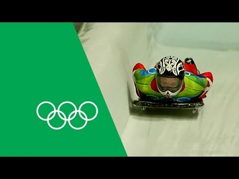 The Battle For Skeleton Gold   Olympic Rewind