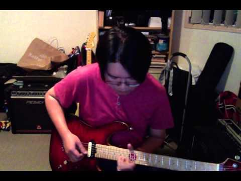 Salamat - The Dawn (guitar cover)