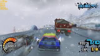 MotorStorm: Arctic Edge - PPSSPP 1.5.4 [Vulkan]