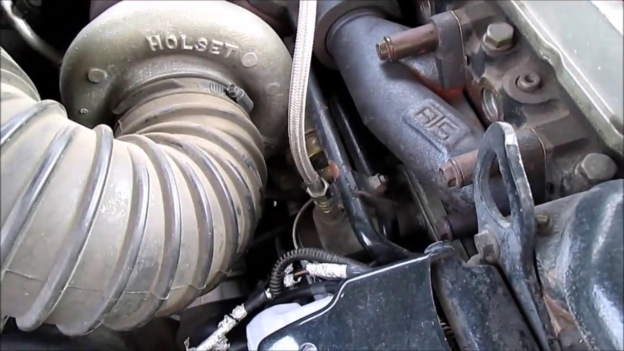 Episode 7 1999 Dodge Ram Cummins block heater repair and