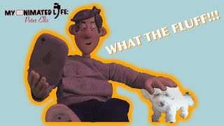 Funniest WHAT THE FLUFF CHALLENGE ever!!! Stop Motion animation