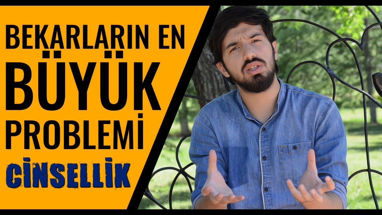 Download Bekarların En Büyük Problemi CİNSELLİK ! | Ahmet Taha