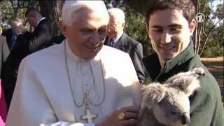 Hoppala - Missgeschicke des Papstes
