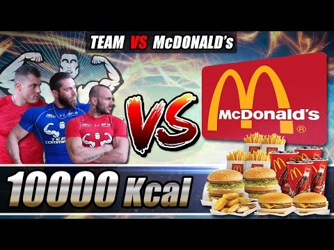 TEAM vs McDONALD