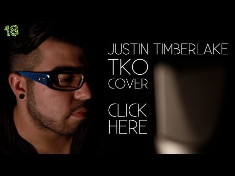 Justin Timberlake - TKO (Acoustic Rock Cover by 18) NOW ON ITUNES AND AMAZON!