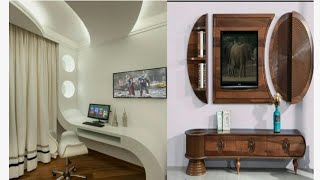 Latest TV wall unit designs for modern homes