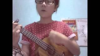 Nhạc cho anh cho tôi cover ukulele