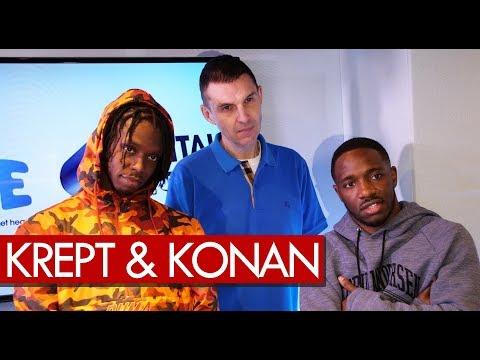 Krept & Konan 7 Days 7 Nights, Drake, Wo Wo Wo challenge