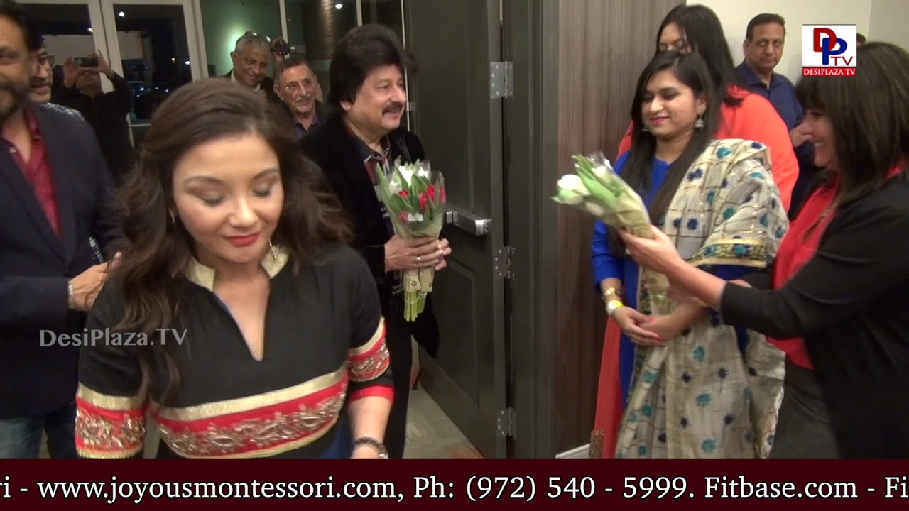 Visuals and Highlights from Ghazals King 'Pankaj Udhas' Greet & Meet at Four Points Sheraton, Irving