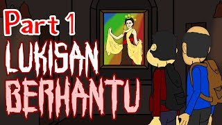 Download Video Misteri Lukisan Berhantu - Part 1 | Animasi Horor Kartun Lucu | Warganet Life MP3 3GP MP4