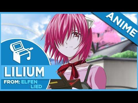 Elfen Lied  Lilium Opening Music Box