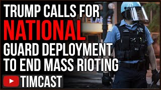 Trump Calls For National Guard To END Rioting In Portland, Chicago Mayor REFUSES Help Ending Riots
