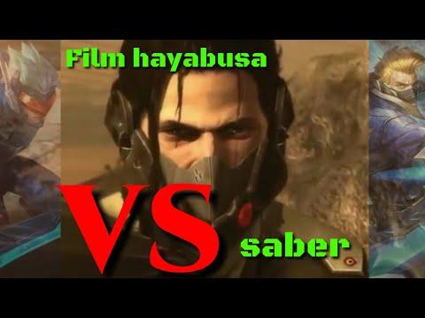 wow-amazing-film-hayabusa-vs-saber-sub-indo
