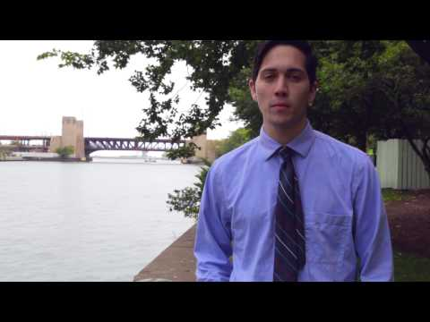 Chicago River Hippo Revealed!