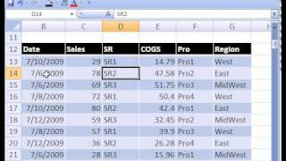 Excel Magic Trick 216 Pivot Table 4 Variable Cross Tabulation