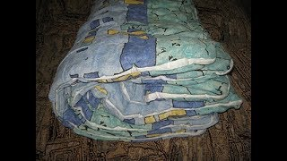 Как правильно стирать синтепоновое одеяло