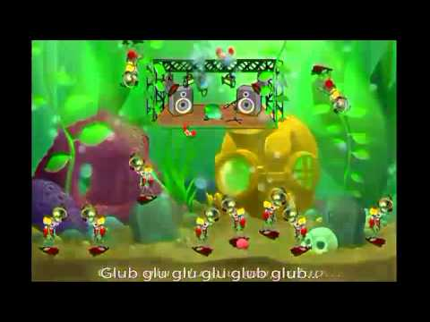 Plants vs Zombies Sea shroom song failure! - YouTube