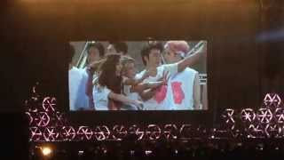 [fancam] 150321 SMTOWN IV IN TAIWAN Ending Hope 觸觸舞 can you feel it