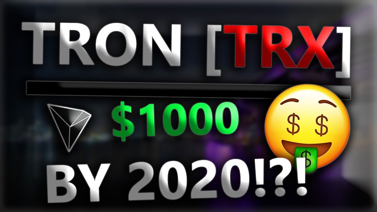 Can tron hit 1$ by end of 2019? TRON Coin Price Prediction