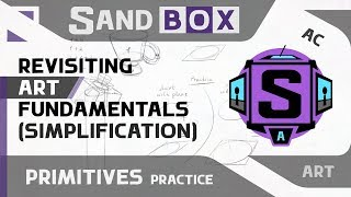 (Cup Simplification) Session 27 - Creative Sandbox [eng/RUS] (Revisiting Art Fundamentals)
