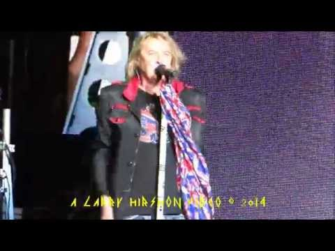 DEF LEPPARD Live From the Nikon Theater at Jones Beach in Wantagh, NY Aug. 7, 2014 ENTIRE SHOW
