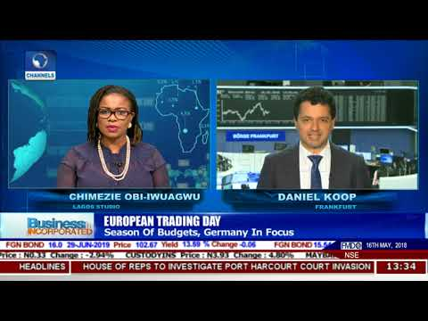 European Trading Day: Season Of Budgets, Germany in Focus | Business Incorporated |