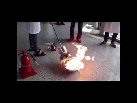 how to make sound wave fire extinguisher