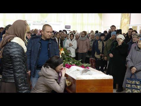 С трагически погибшей девочкой Лизой из села Бокино простились в Тамбовском районе