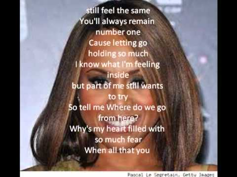 Debroah Cox Where Do We Go From Here With Lyrics