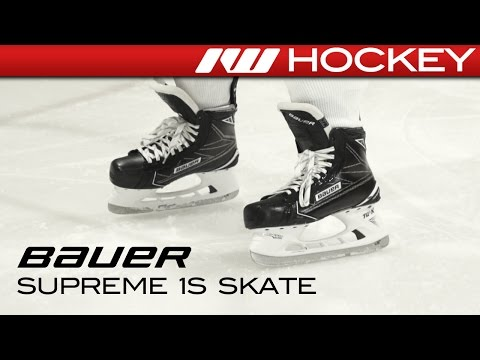 Bauer Supreme 1S Skate On-Ice Review