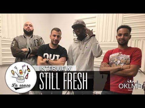 Youtube: STILL FRESH  – #LaSauce sur OKLM Radio 27/09/17