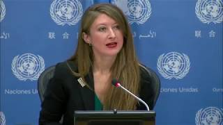 A Credible List,  Recommendations on Children and Armed Conflict - Press Conference thumbnail