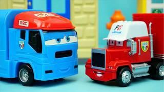 Xe ô tô đồ chơi trẻ em|Hoạt hình thiếu nhi