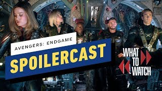 Avengers: Endgame Spoilers - What to Watch #5