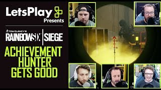 Rainbow Six Siege: Achievement Hunter Gets Good | Let's Play Presents | Ubisoft