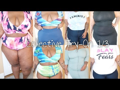 Collective Haul 1/3 - GS LOVE, Fashion Nova, eBay, Vocal Apparell | Plus Size