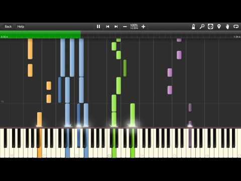 Better Than Ever [Piano duet] (My Little Pony) - Synthesia