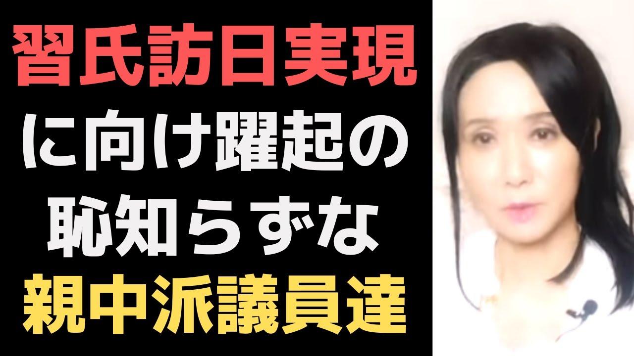 二階派必死の妨害押切り自民の対中非難決議が決定!!/非難決議、全文朗読!