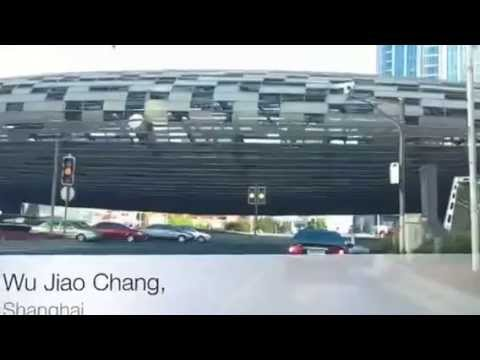 Wu jiao chang, Shanghai, China