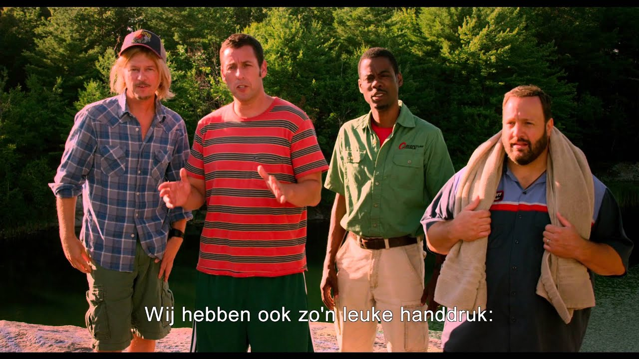 Grown Ups 2 - nu in de bioscoop